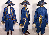 George Washington Child's Colonial Costume Tricorn Hat