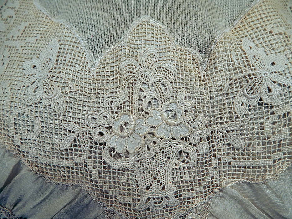 White Blouse Silk